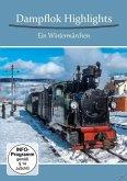 Dampflok Highlights - Ein Wintermärchen