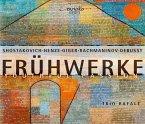 Frühwerke-Youthful Passion