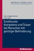 Emotionale Kompetenz und Trauer bei Menschen mit geistiger Behinderung (eBook, PDF)