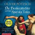 Die Henkerstochter und das Spiel des Todes / Henkerstochter Bd.6 (MP3-Download)