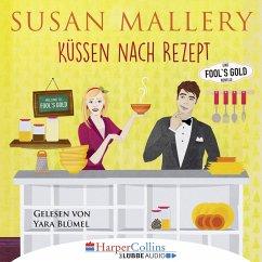 Küssen nach Rezept - Fool´s Gold Novelle (Ungekürzt) (MP3-Download)