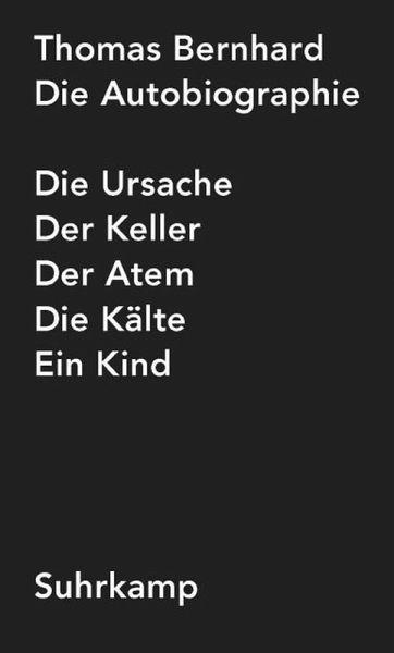 Die autobiographie ebook epub von thomas bernhard buecher fandeluxe Gallery