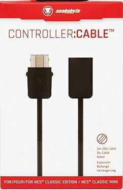 Snakebyte Cnes Controller:Cable
