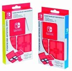 PROTECTION PACK NNS10 für Nintendo Switch, Game Traveler Mini Bundle, rot