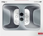 CONTROL KIT, Griffe für Nintendo Switch, Grip-Set (2 Stück) NSW, schwarz