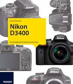 Kamerabuch Nikon D3400
