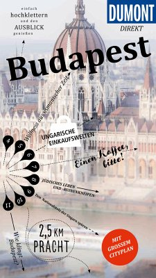 DuMont direkt Reiseführer Budapest (eBook, PDF)