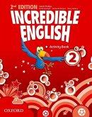 Incredible English: 2. Activity Book