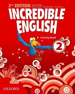 Incredible English: 2. Activity Book