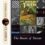 The Beasts of Tarzan (Unabriged) (MP3-Download)