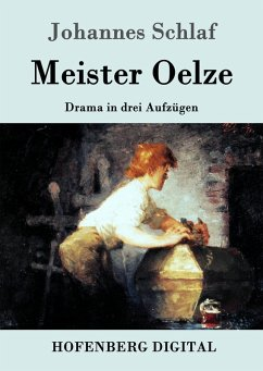 Meister Oelze (eBook, ePUB) - Schlaf, Johannes