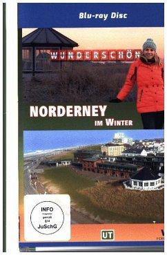 Norderney im Winter - Wunderschön!, Blu-ray