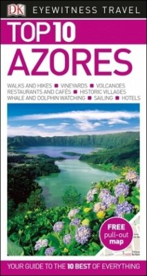 DK Eyewitness Top 10 Travel Guide Azores