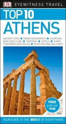 DK Eyewitness Top 10 Travel Guide Athens