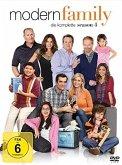 Modern Family - Season 4 DVD-Box