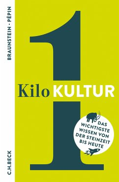 1 Kilo Kultur (eBook, ePUB) - Braunstein, Florence; Pépin, Jean-François