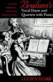 Brahms's Vocal Duets and Quartets with Piano (eBook, ePUB)