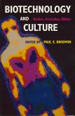 Biotechnology and Culture (eBook, ePUB)