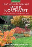 Pacific Northwest Month-by-Month Gardening (eBook, PDF)