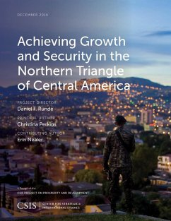Achieving Growth and Security in the Northern Triangle of Central America (eBook, ePUB) - Perkins, Christina; Nealer, Erin