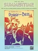 Summertime (from Porgy and Bess) Sheet Music (eBook, ePUB)