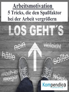 Arbeitsmotivation (eBook, ePUB) - Dallmann, Alessandro