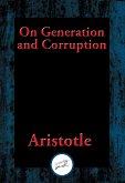 On Generation and Corruption (eBook, ePUB)