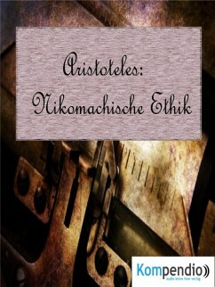 Aristoteles: Nikomachische Ethik (eBook, ePUB) - Dallmann, Alessandro