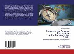 European and Regional Experiences in the Transportation Politics - Stojanovska - Stefanova, Aneta; Atanasoski, Drashko