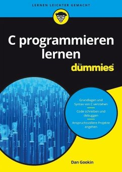 C programmieren lernen für Dummies