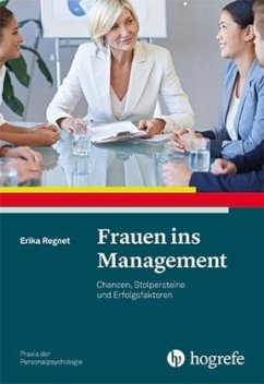 Frauen ins Management - Regnet, Erika