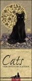 Jane Crowther - Geburtstagskalender Cats