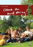 Come on and string!, m. Audio-CD