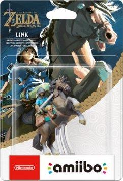 amiibo The Legend of Zelda Collection Link Reit...