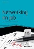 Networking im Job - inklusive Arbeitshilfen online (eBook, ePUB)
