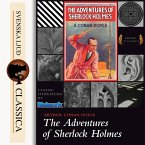 The Adventures of Sherlock Holmes (Unabriged) (MP3-Download)