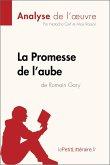 La Promesse de l'aube de Romain Gary (Analyse de l'oeuvre) (eBook, ePUB)