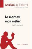 La mort est mon métier de Robert Merle (Analyse de l'oeuvre) (eBook, ePUB)