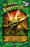 Jagd auf den Compsognathus / Das geheime Dinoversum Bd.12 (eBook, ePUB)