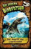 Der Angriff des Liopleurodon / Das geheime Dinoversum Bd.8 (eBook, ePUB)