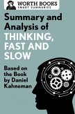 Summary and Analysis of Thinking, Fast and Slow (eBook, ePUB)