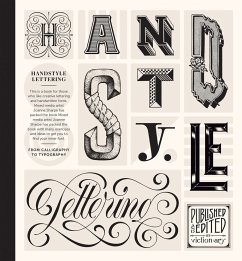 Handstyle Lettering: From calligraphy to typogr...