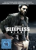 Sleepless Night, 1 DVD