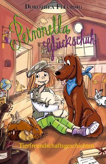 Buch-Reihe Petronella Glückschuh