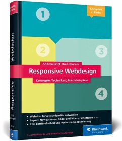 Responsive Webdesign - Ertel, Andrea; Laborenz, Kai
