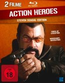 Action Heroes - Steven Seagal Edition: Force of Execution + Mercenary: Absolution - 2 Disc Bluray
