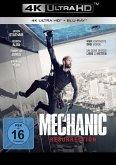 Mechanic: Resurrection - 2 Disc Bluray