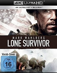 Lone Survivor - 2 Disc Bluray