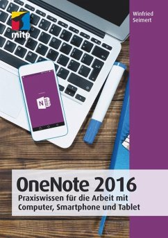 OneNote 2016 (eBook, ePUB)
