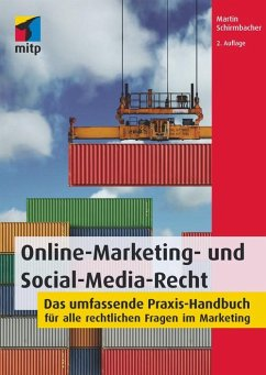 Online-Marketing- und Social-Media-Recht (eBook, PDF) - Schirmbacher, Martin
